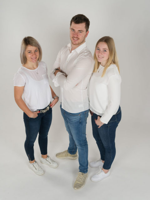 Familienshooting - Fotostudio