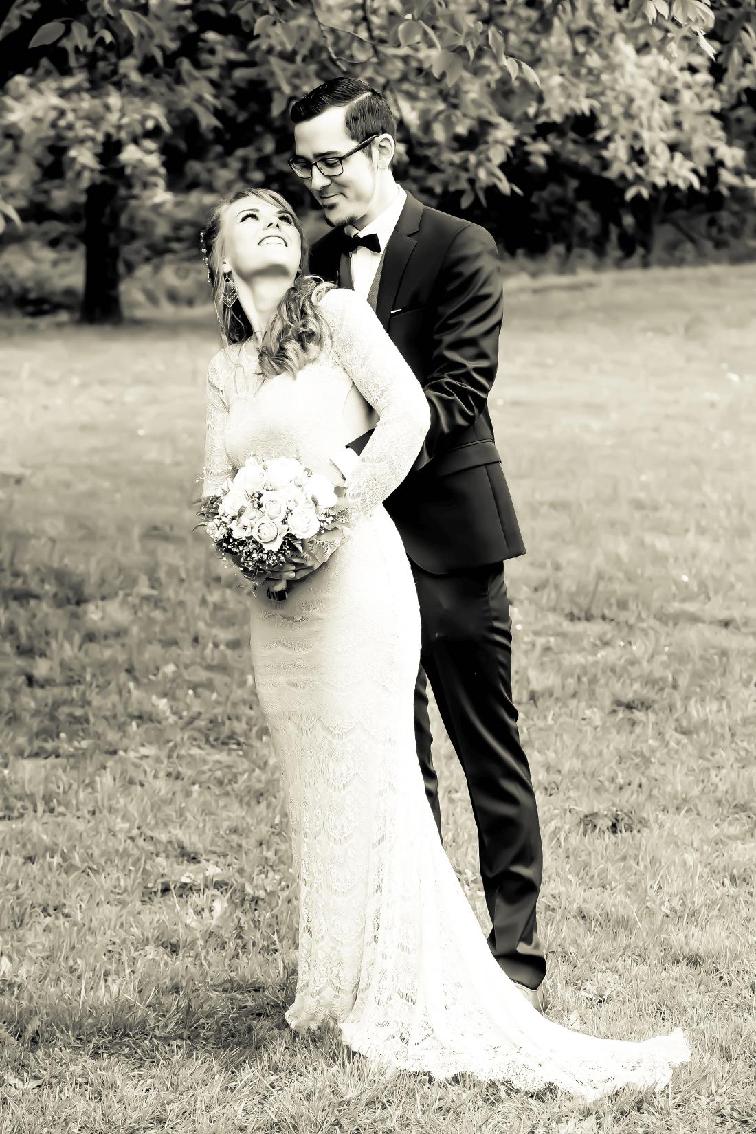 Hochzeitsfotografie - Schutterwald