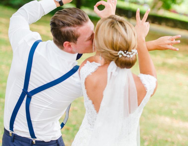 Hochzeitsfotografie - L.O.V.E.