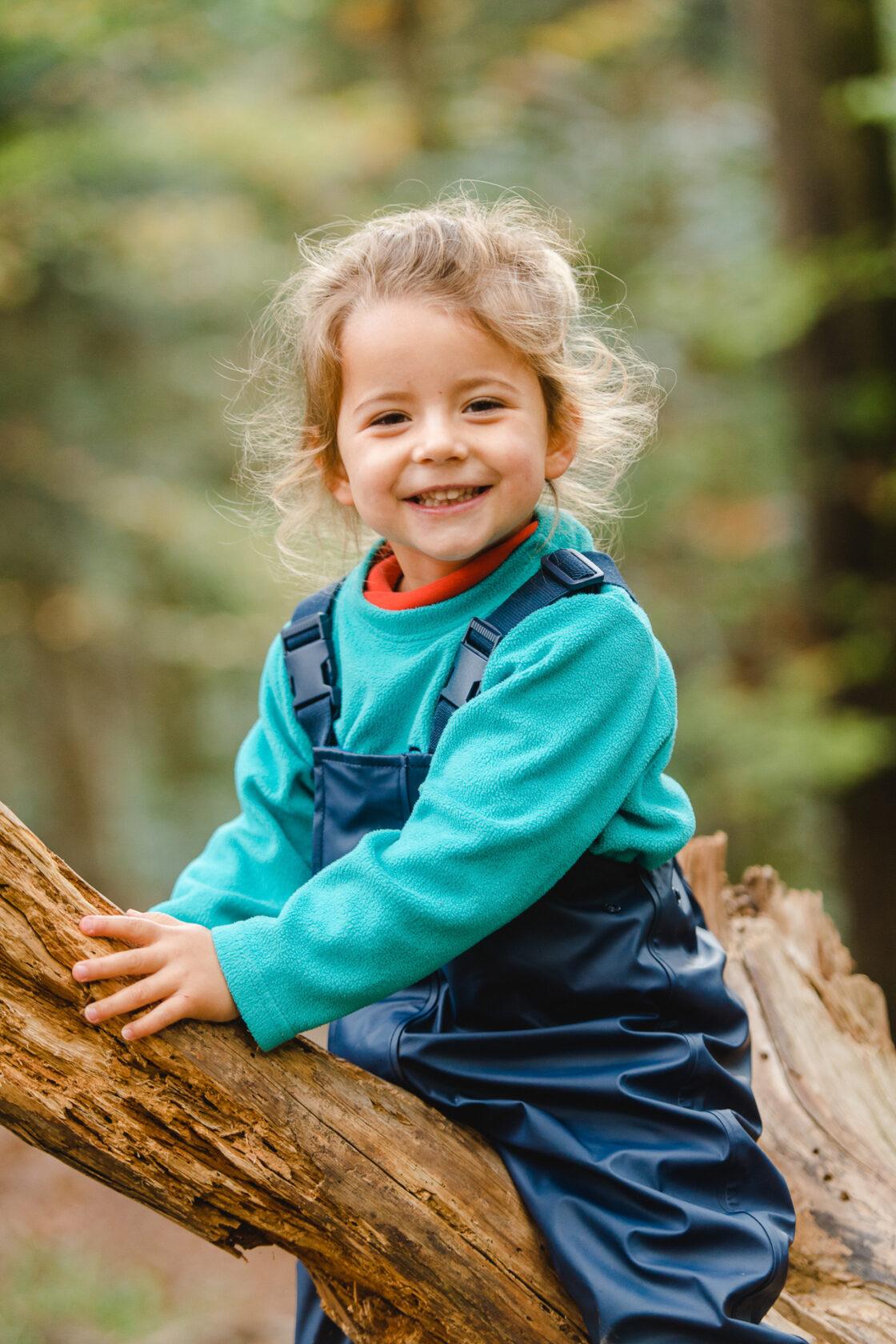 Kindergartenfotografie - Waldgruppe